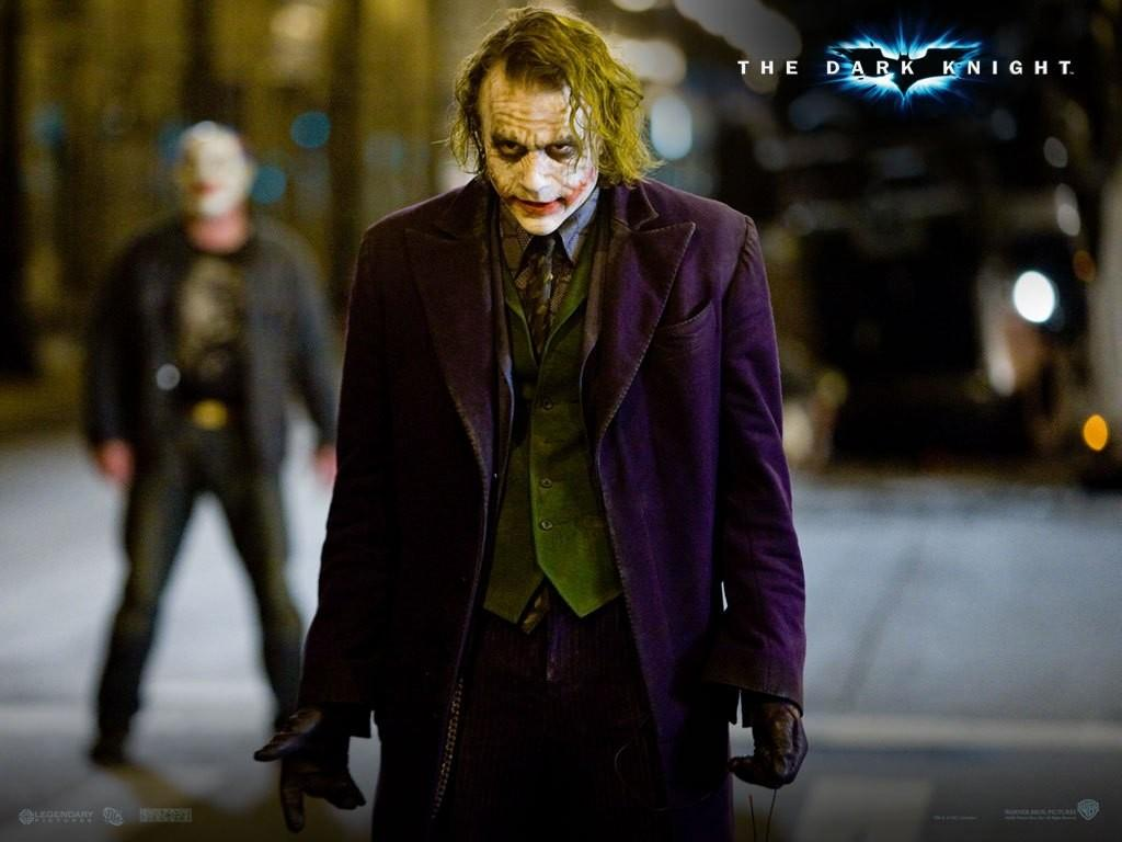 Обои Heath Ledger 1024x768