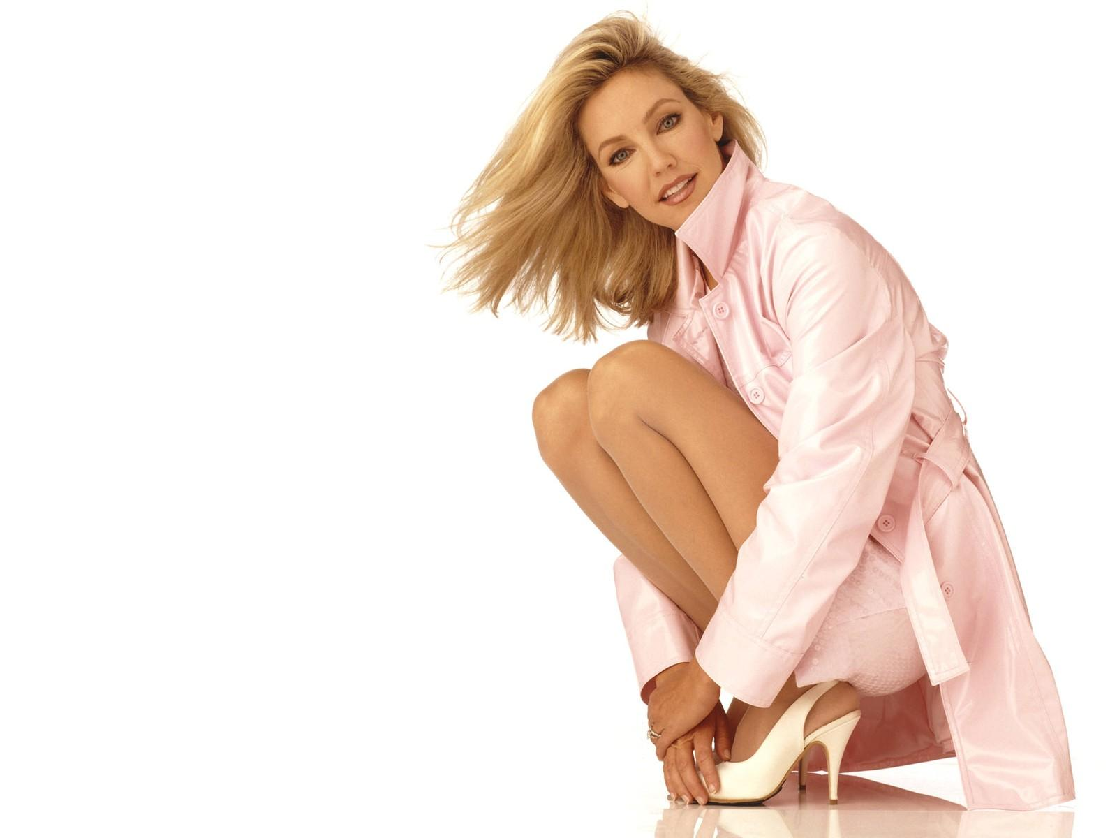 Обои Heather Locklear 1600x1200