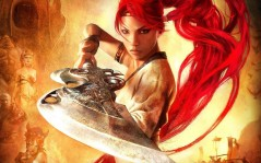 Heavenly Sword / 1600x1200