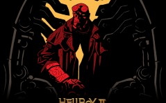 Hellboy 2: The Golden Army / 1280x1024
