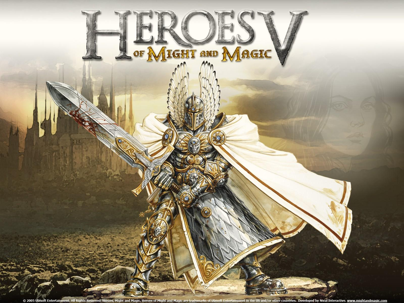 Обои Heroes of Might and Magic 5 1600x1200