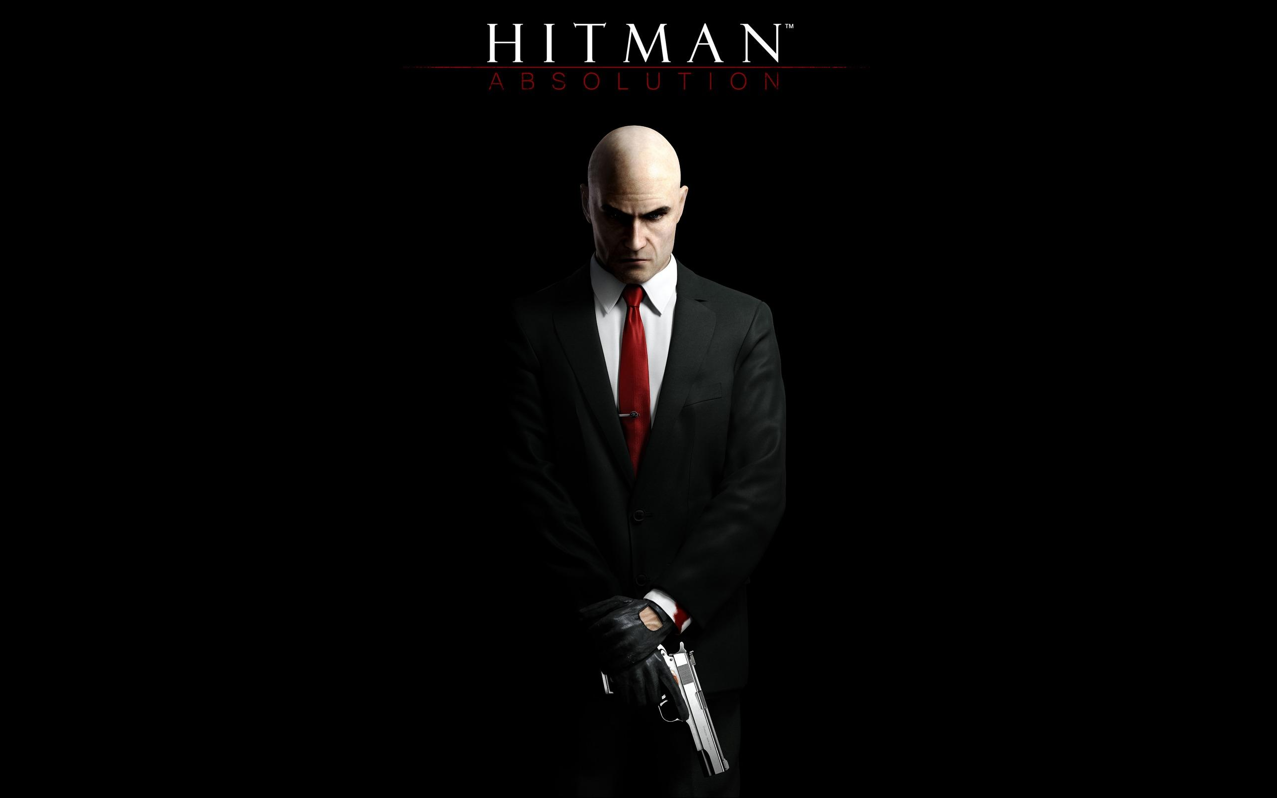 ���� Hitman absolution 2560x1600
