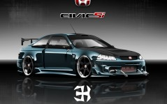 Honda Civic SI / 1280x960