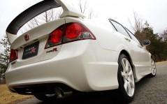 Honda Civic Type R / 1600x1200