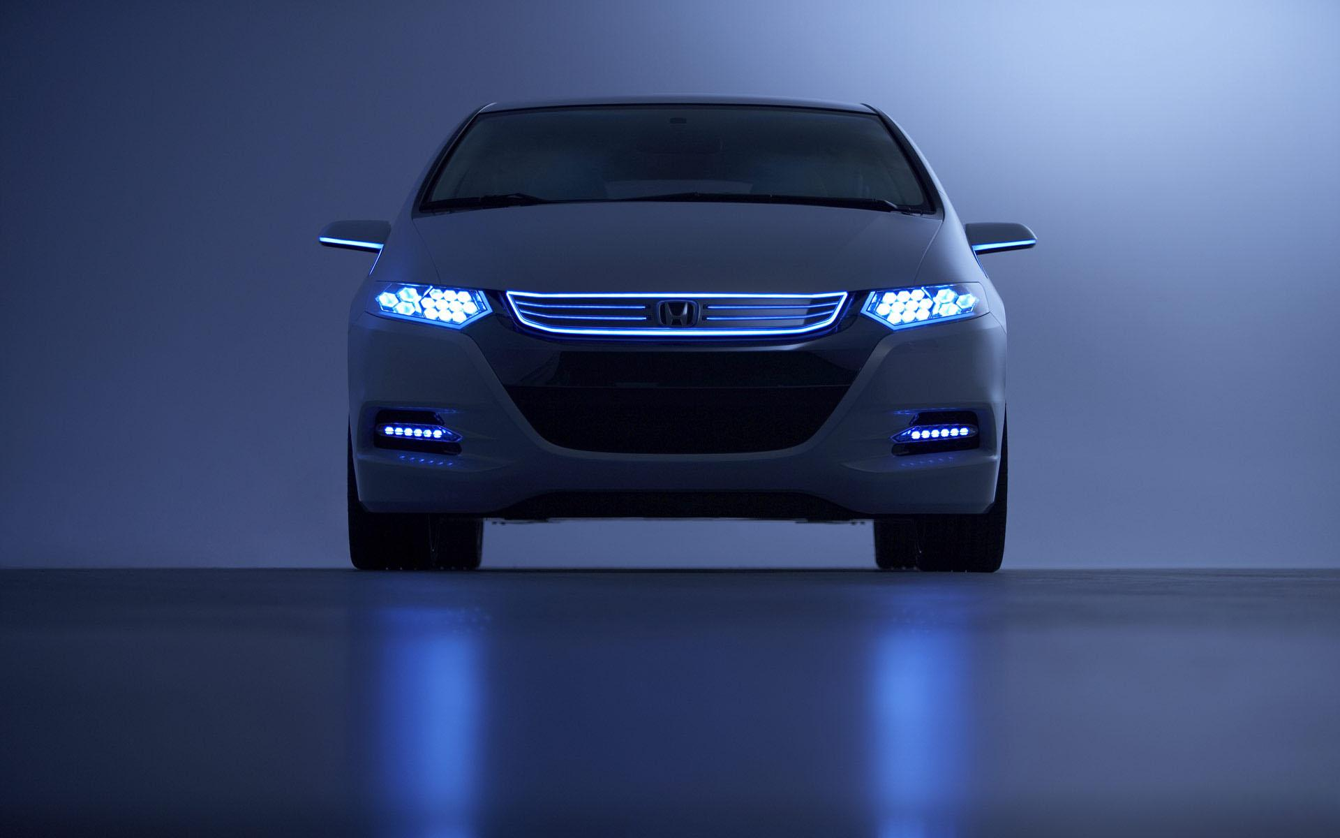 Обои Honda insight concep 1920x1200