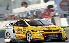 Honda SuperGT Civic Si / 1600x1200