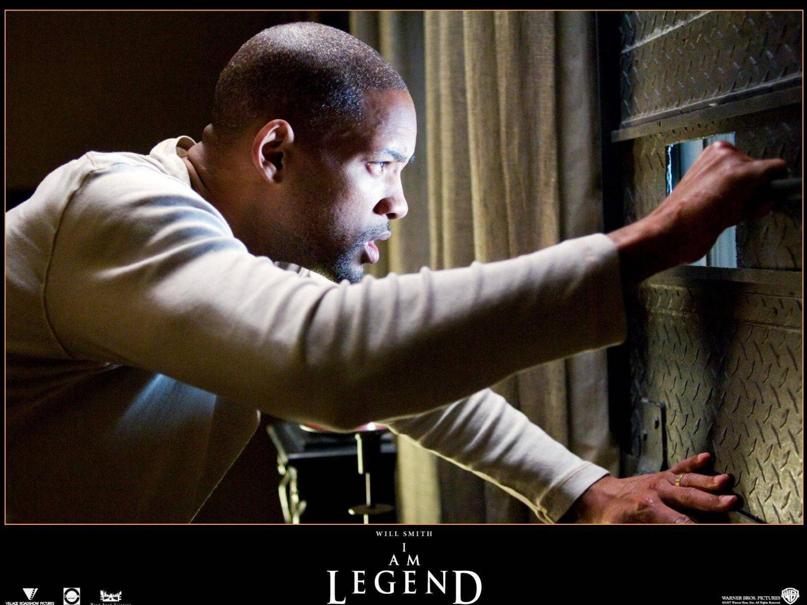 Обои I am Legend 1600x1200