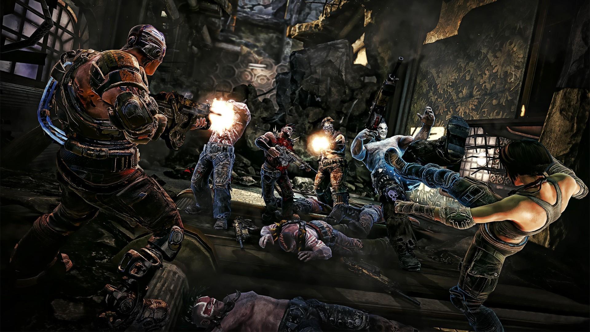 Обои 2011, bulletstorm, game. Игры foto 8