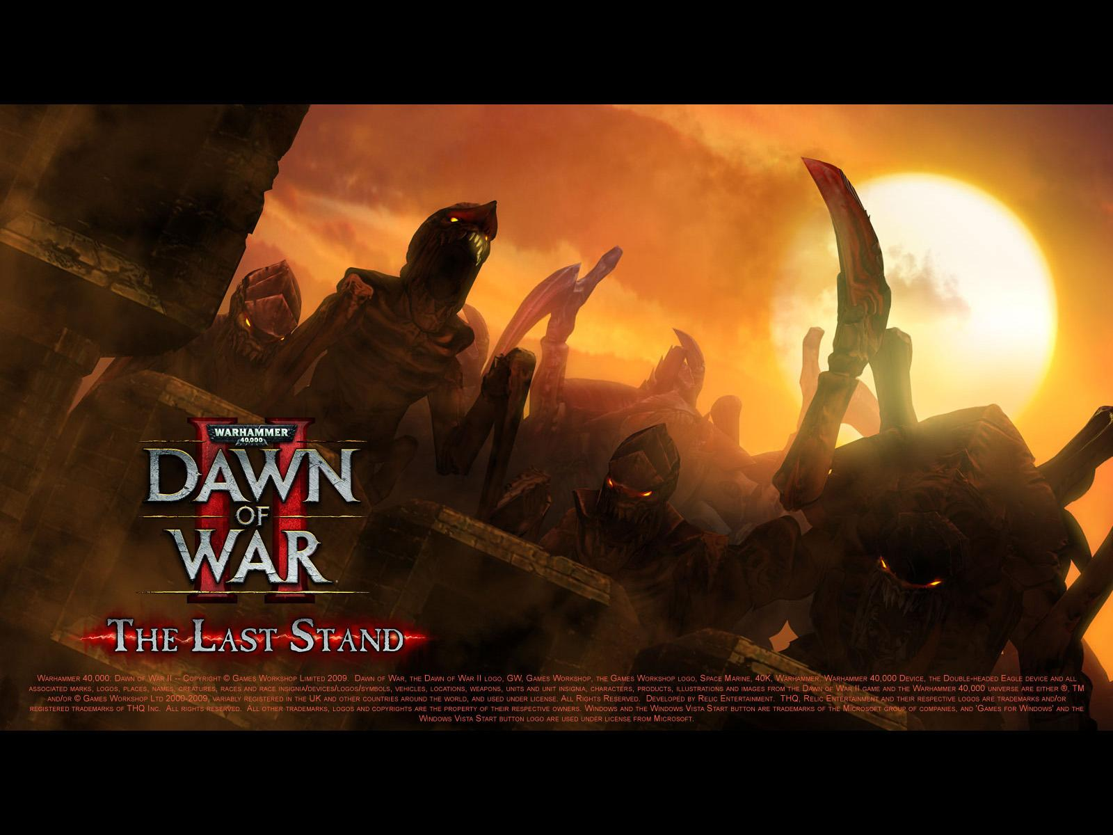 Обои Игра Dawn of War 1600x1200
