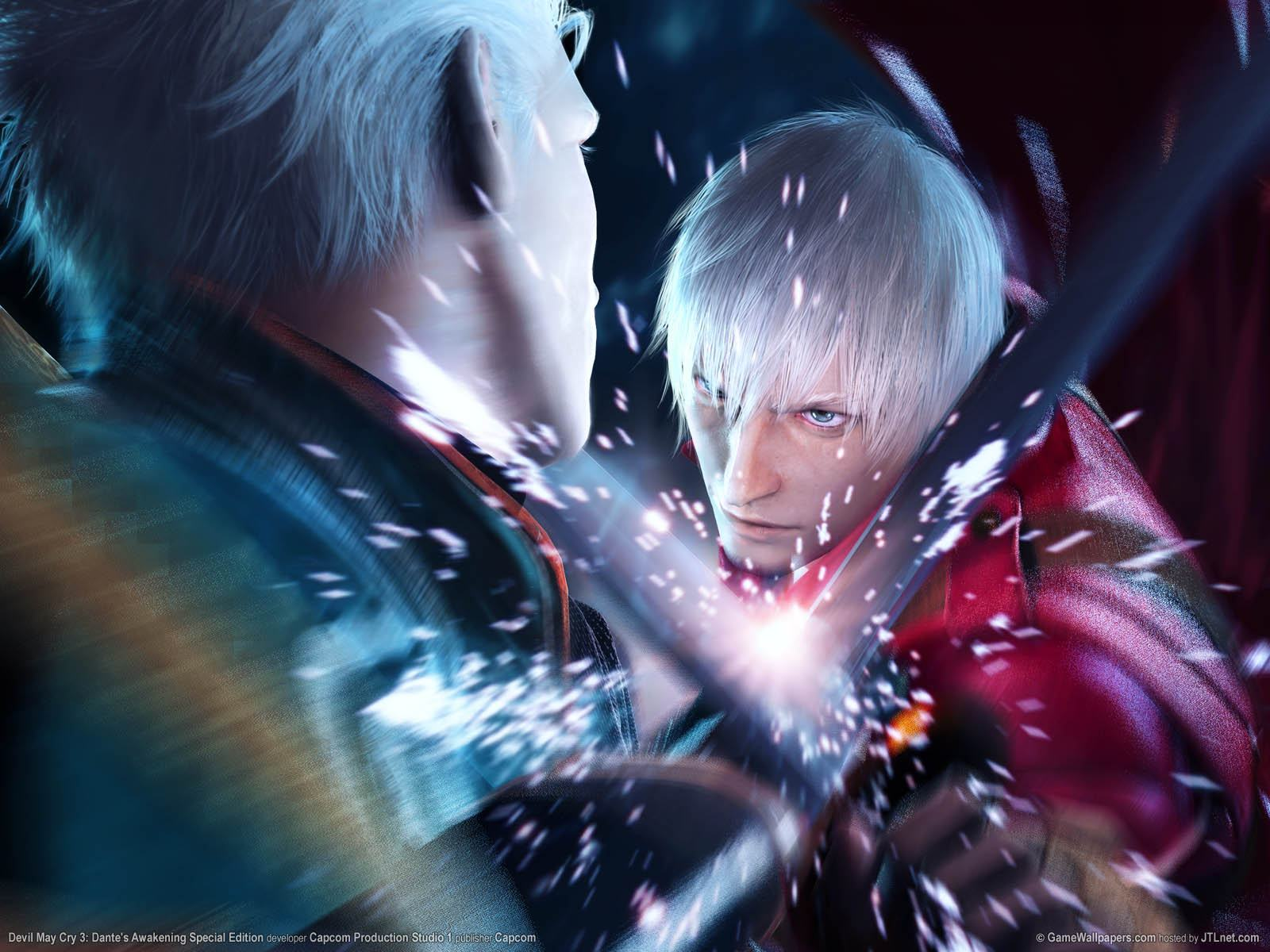 Обои Игра Devil may cry 3, на рабочий стол, игра игры 1600x1200