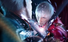 Игра Devil may cry 3, на рабочий стол, игра игры / 1600x1200