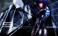 ���� Ghost in the Shell - Stand Alone Complex, �� ������� ����, ����������� �� ����, ����, ���� / 1600x1200