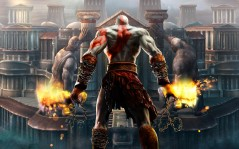 Игра God of War 3 / 1920x1080