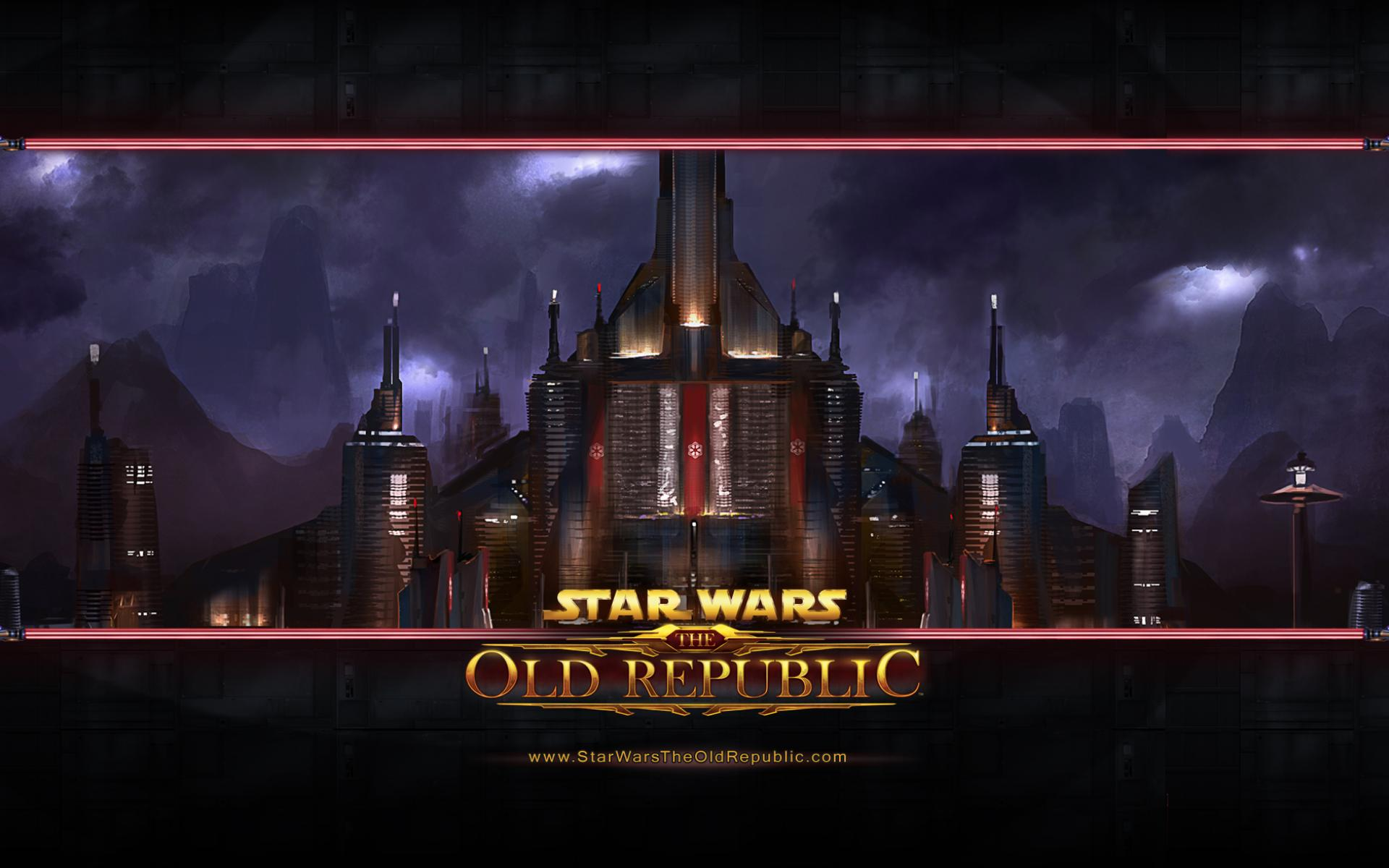 Обои Игровые Star Wars Old Republic 1920x1200