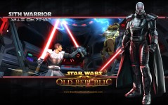 Игровые Star Wars Old Republic пикселей / 1680x1050