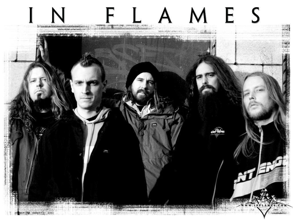���� In Flames 1024x768