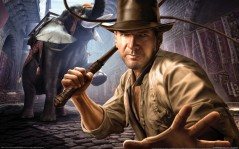 Indiana jones and the staff of kings (wallpapers) / 1920x1200