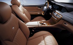 Inside Mercedes-Benz CL 600 / 1600x1200