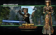 Из игры Star Wars Old Republic пикселей / 1920x1200