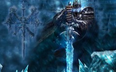 Из игры World of Warcraft - Lich King / 1280x1024