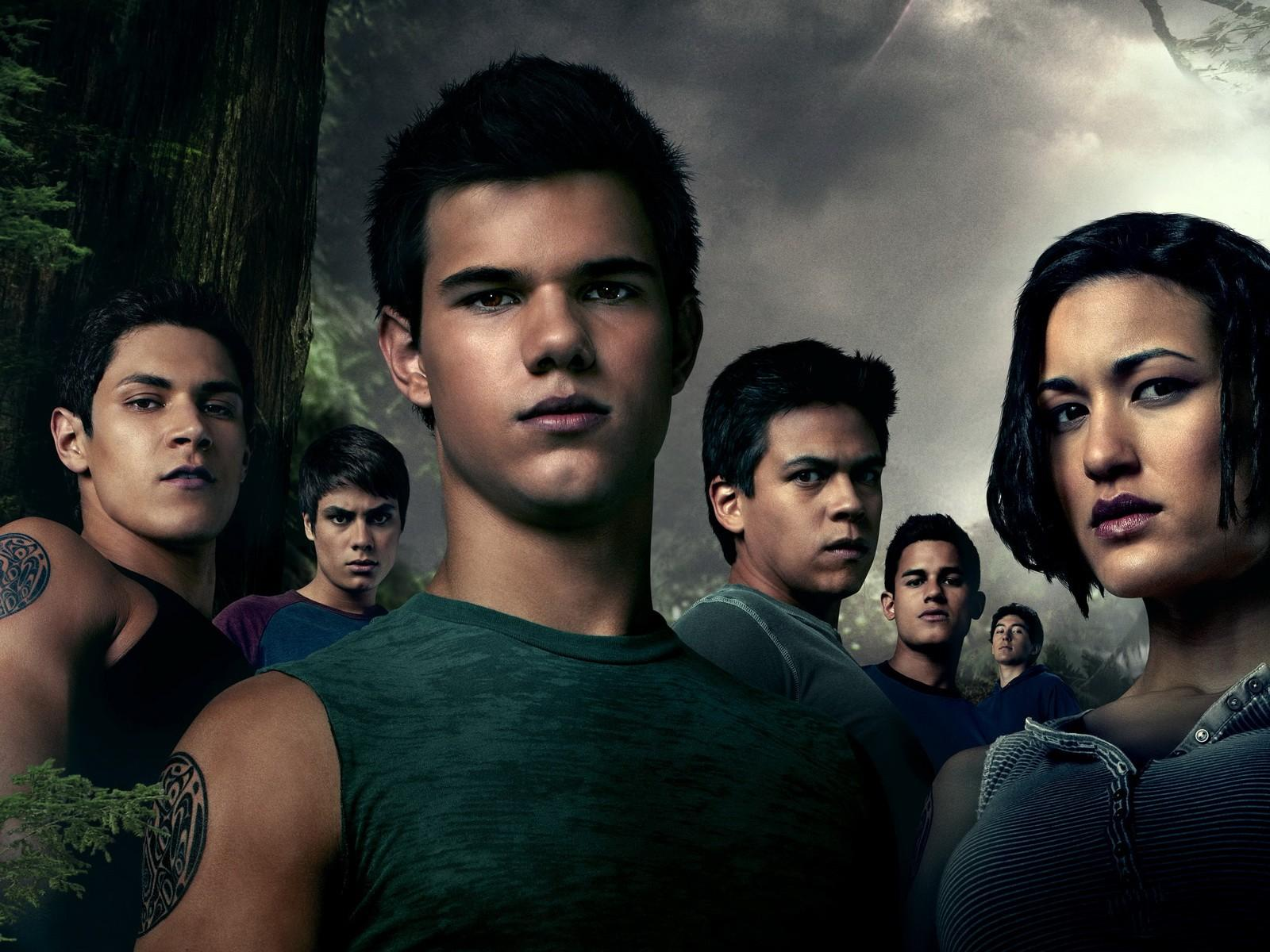 Обои Jacob Black 1600x1200