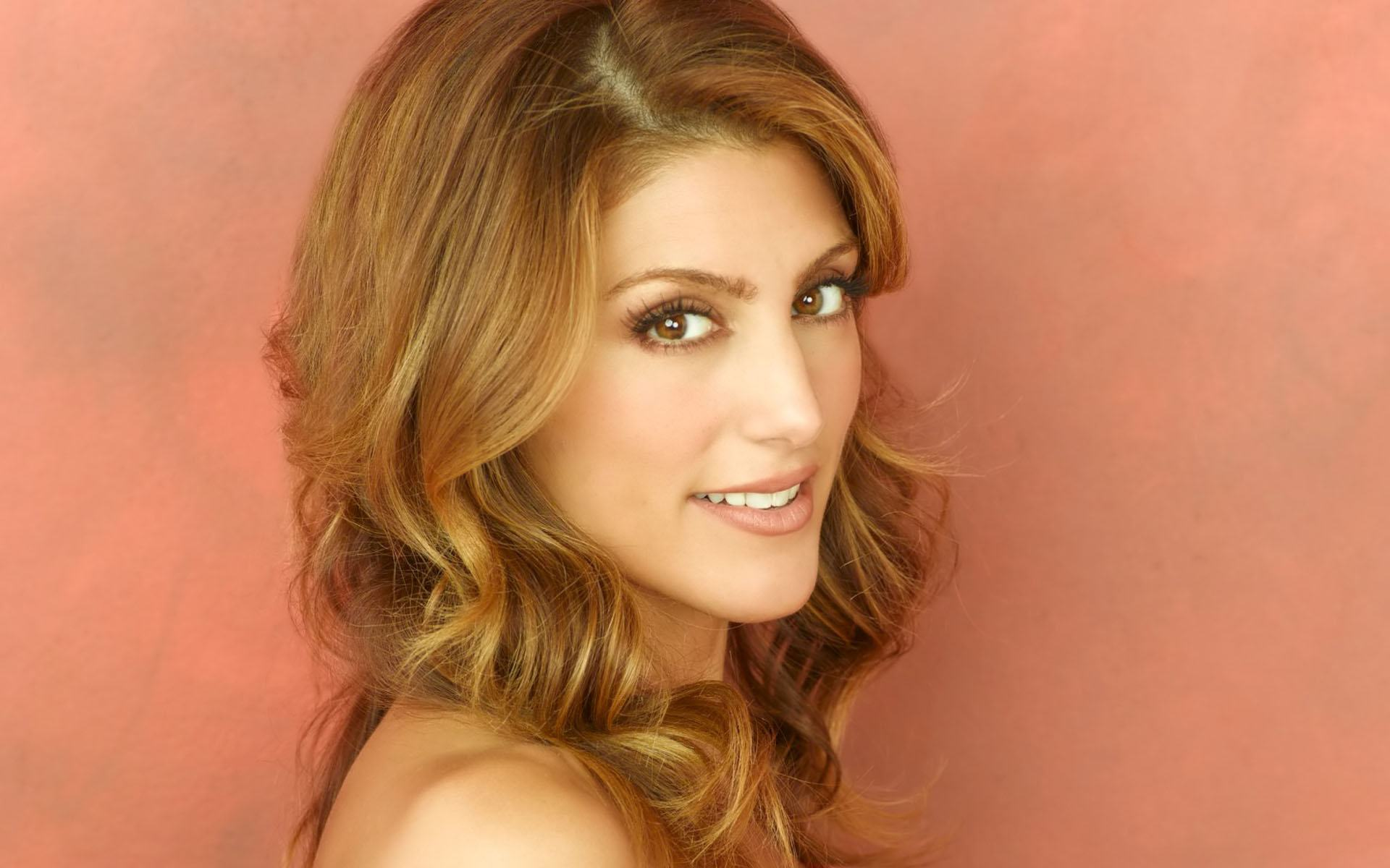 Обои Jennifer Esposito face 1920x1200