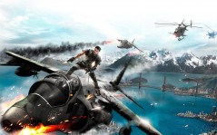 Just cause 2 / 1440x900