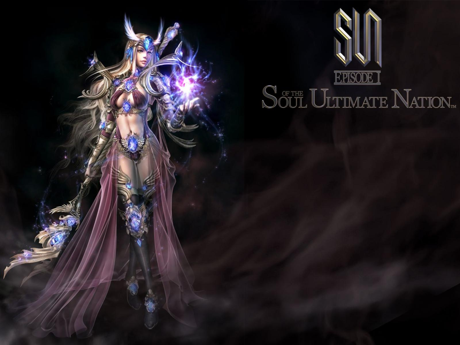 Обои К игре SIN: Soul Ultimate Nation 1600x1200