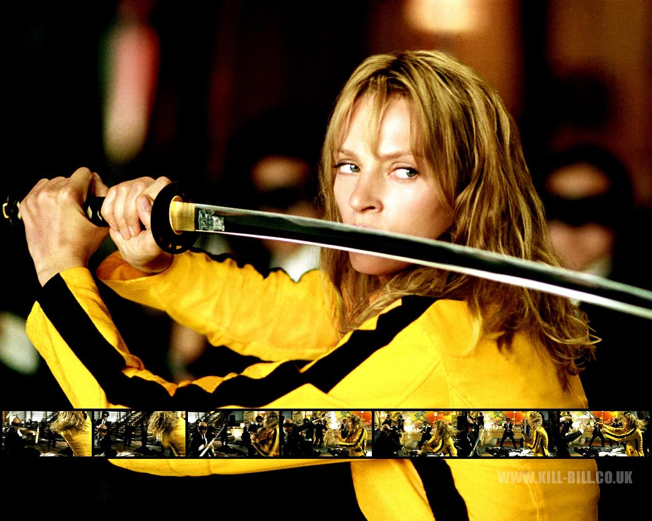 Обои Kill Bill: Vol. 1 1280x1024