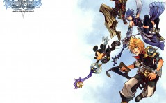 Kingdom Hearts: Birth by Sleep / 1280x1024