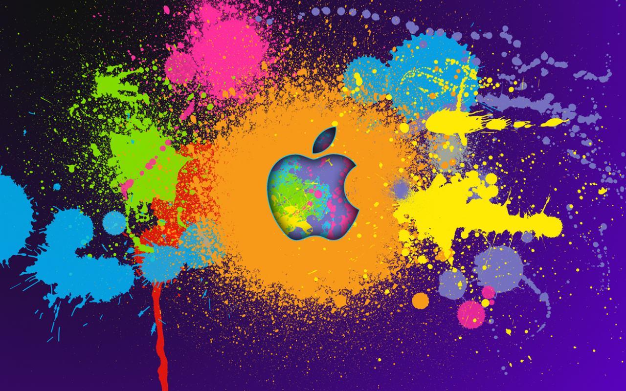 Обои компьютерные скачать apple