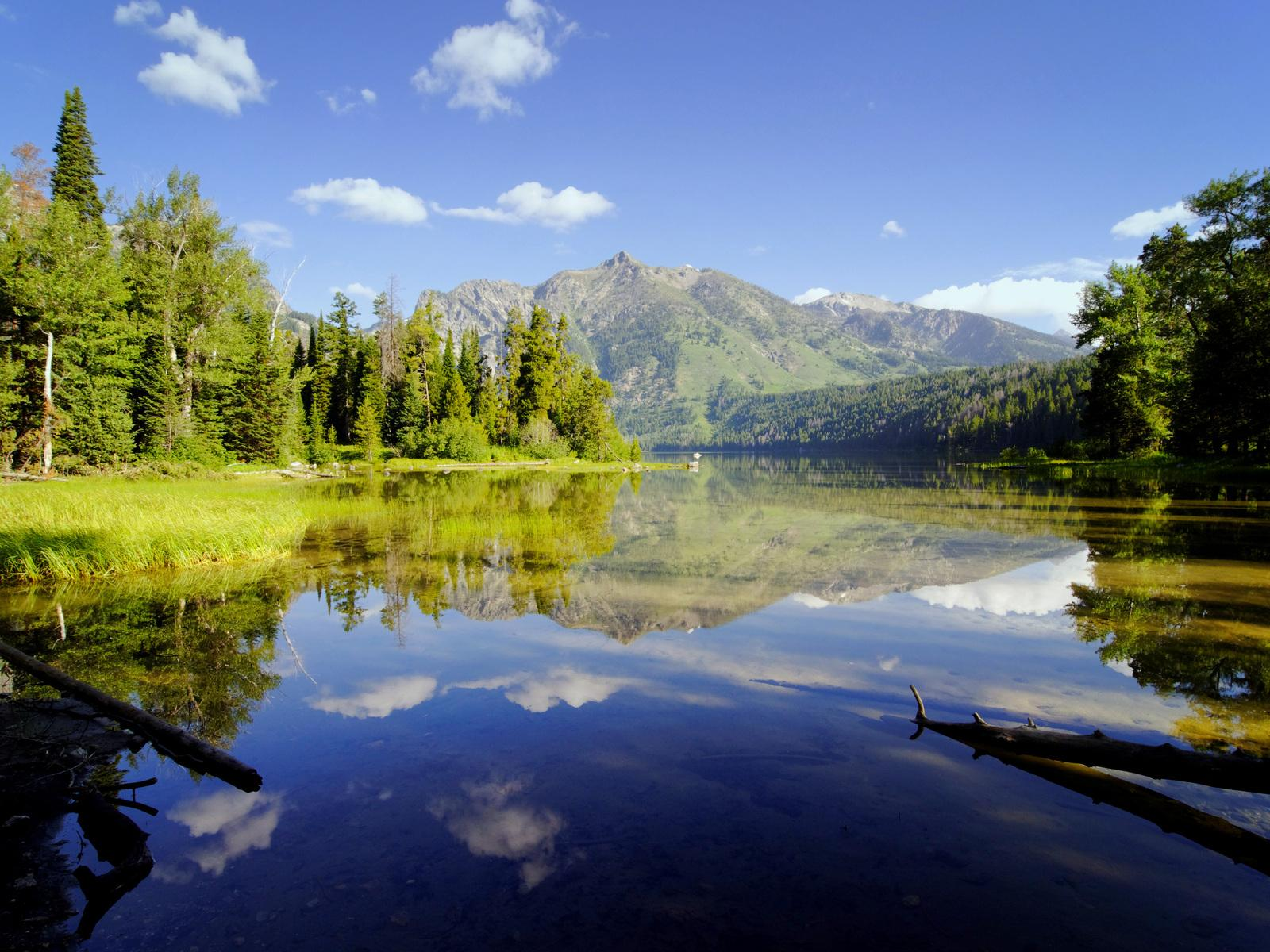 озеро красивое фото