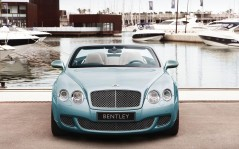 Красивые авто Bentley-Continental GTC 2010 / 1600x1200