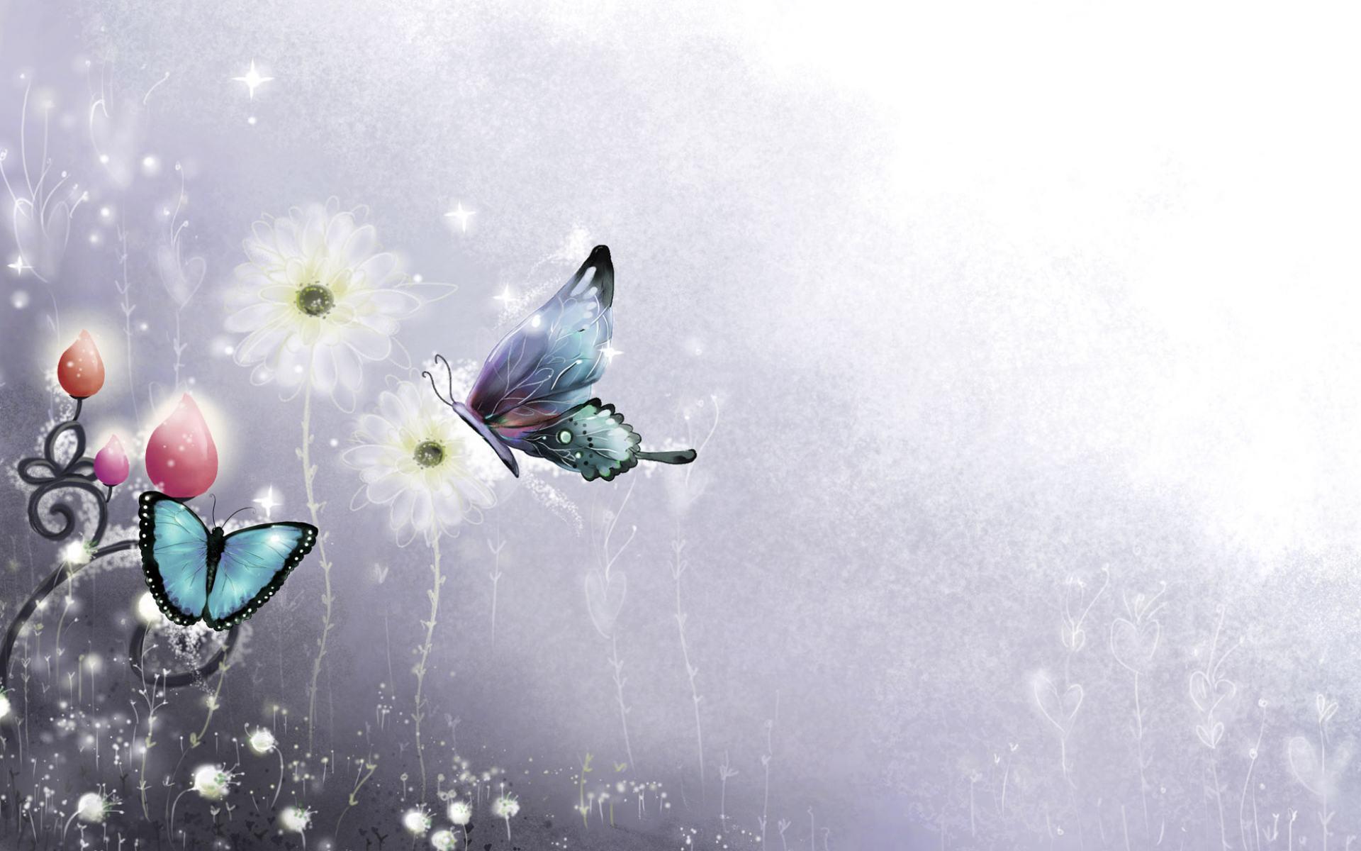 красивые картинки с бабочками.
