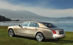 Lake Bentley Mulsanne / 1600x1200
