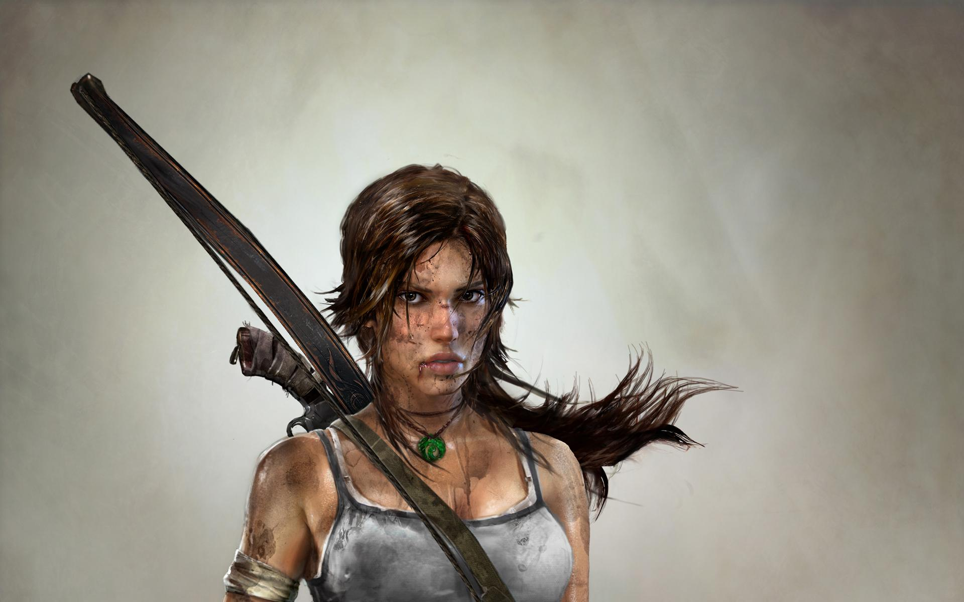 Обои Lara Croft, Tomb Raider 1920x1200