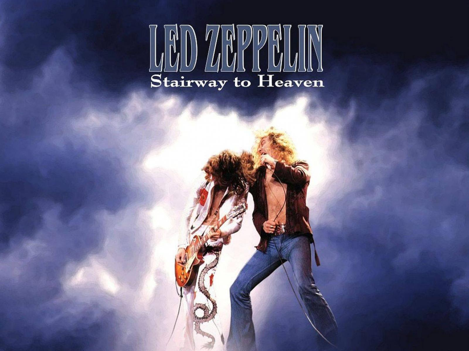 Обои Led Zeppelin - Stairway to heaven 1600x1200