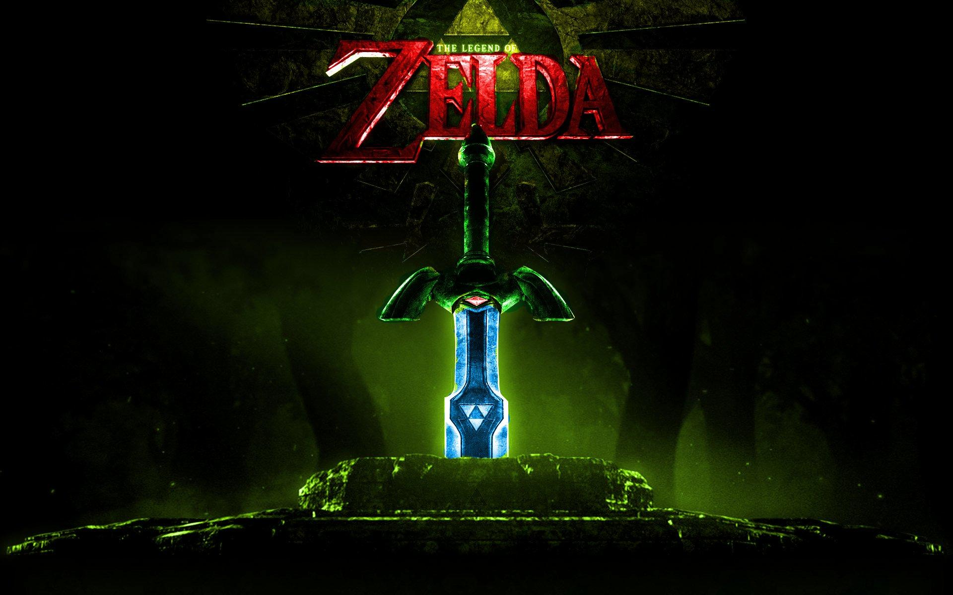 Обои Legend of Zelda 1920x1200