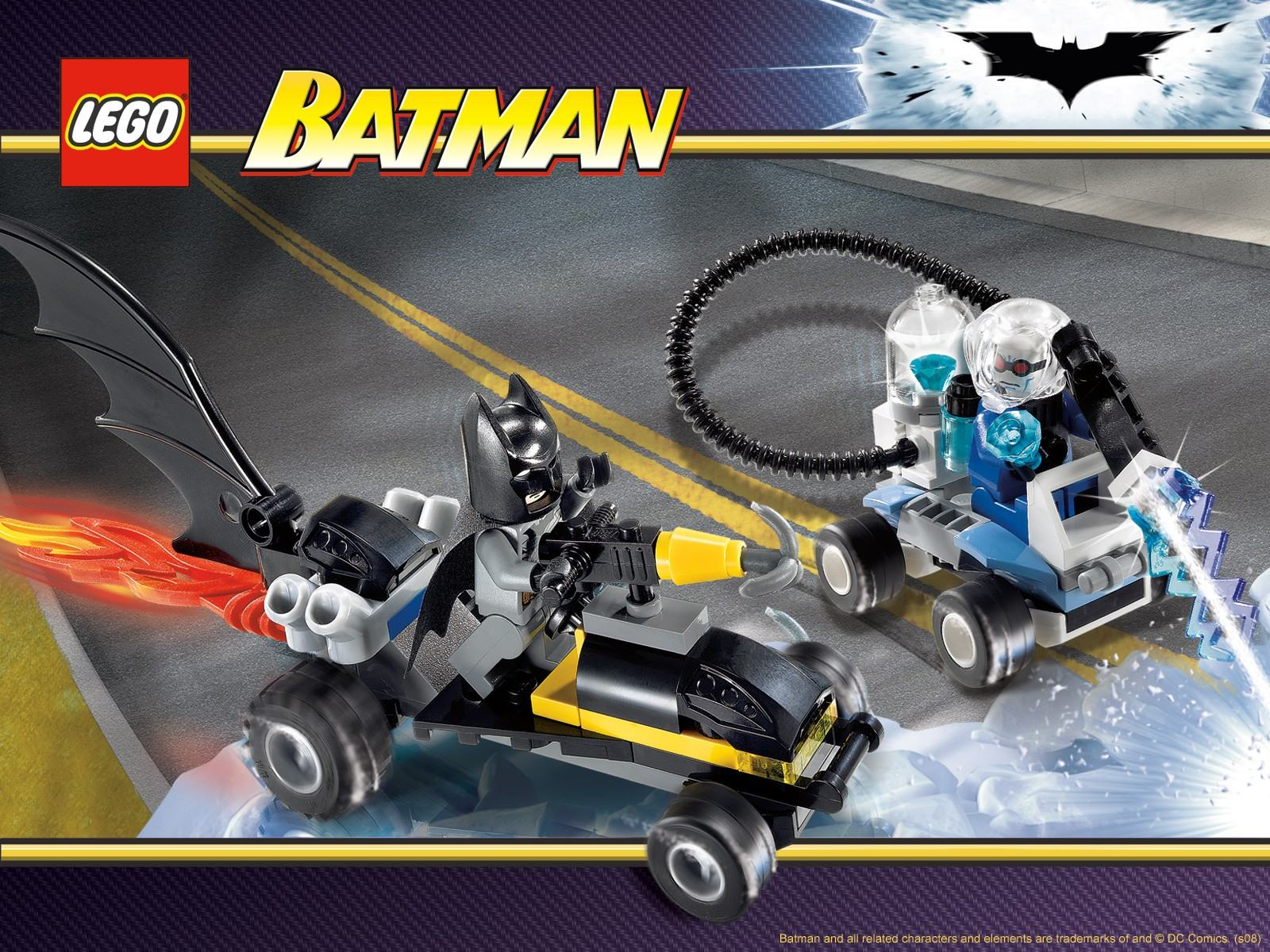 Обои LEGO Batman: The Videogame 1600x1200