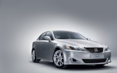 Lexus IS перед / 1280x1024
