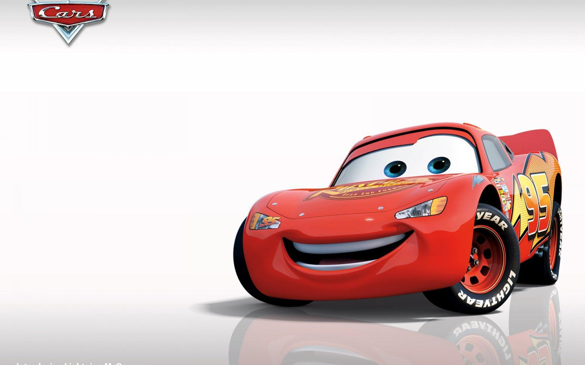 Обои Lighting mcqueen 1920x1200