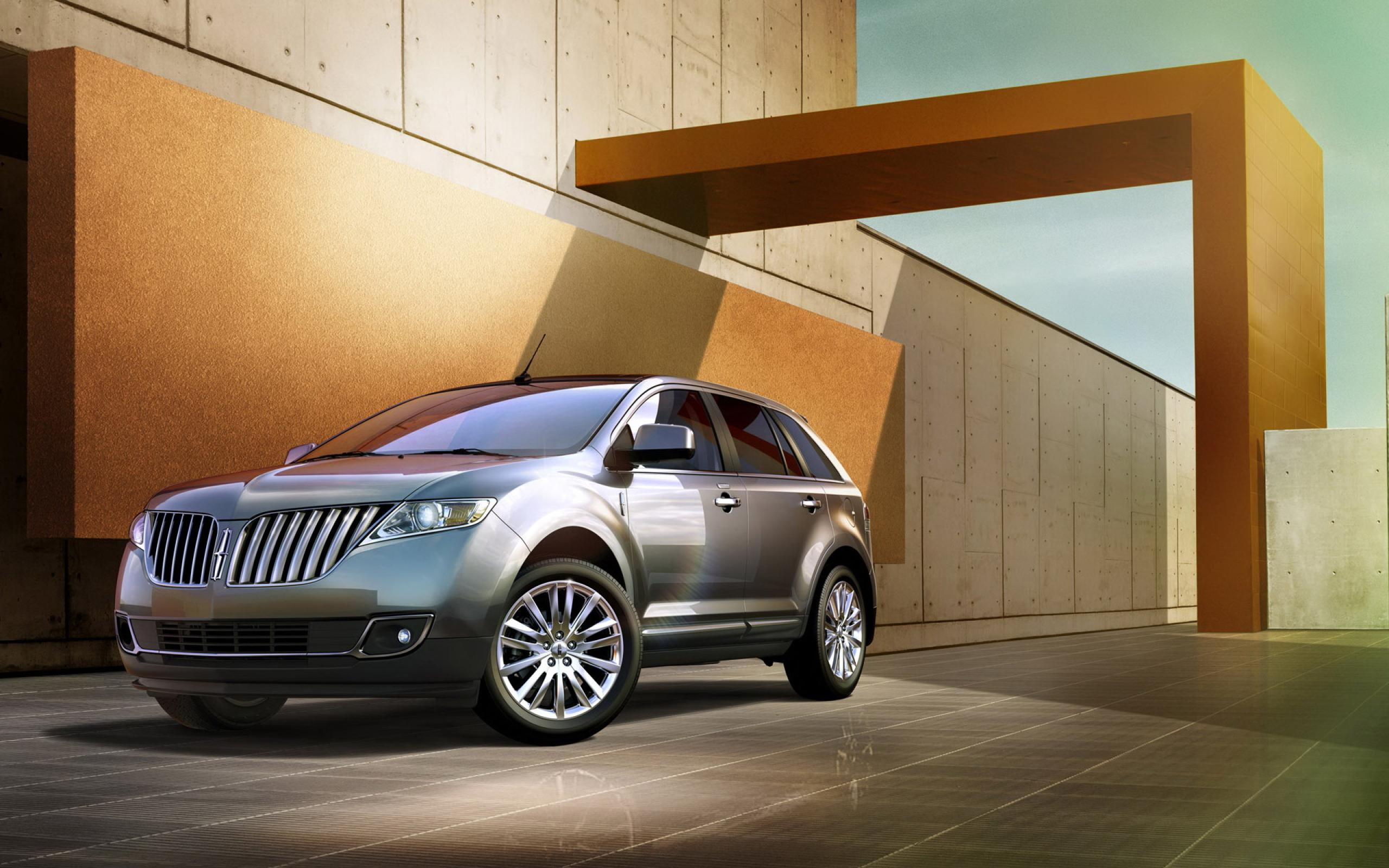 ���� Lincoln MKX 2560x1600