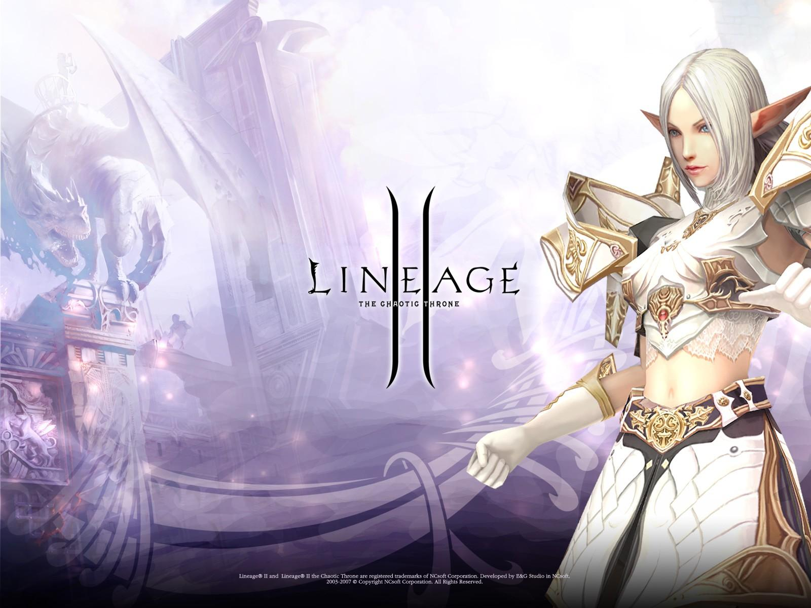 Обои Lineage II: Interlude 1600x1200