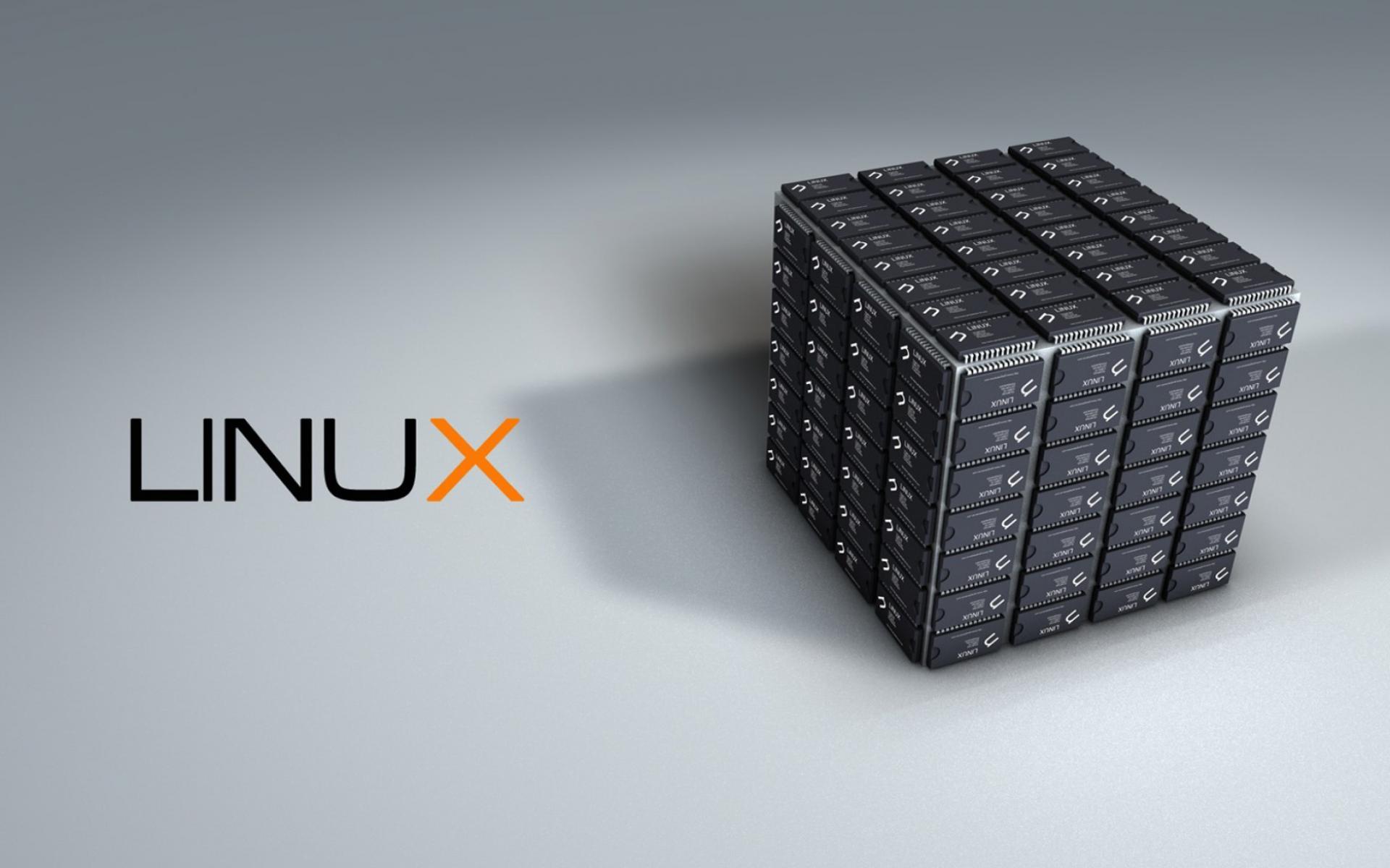 Linux GPU Cube