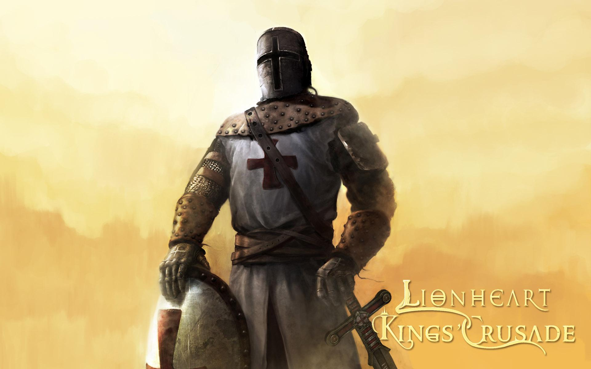 Обои Lionheart: Kings' Crusade 1920x1200