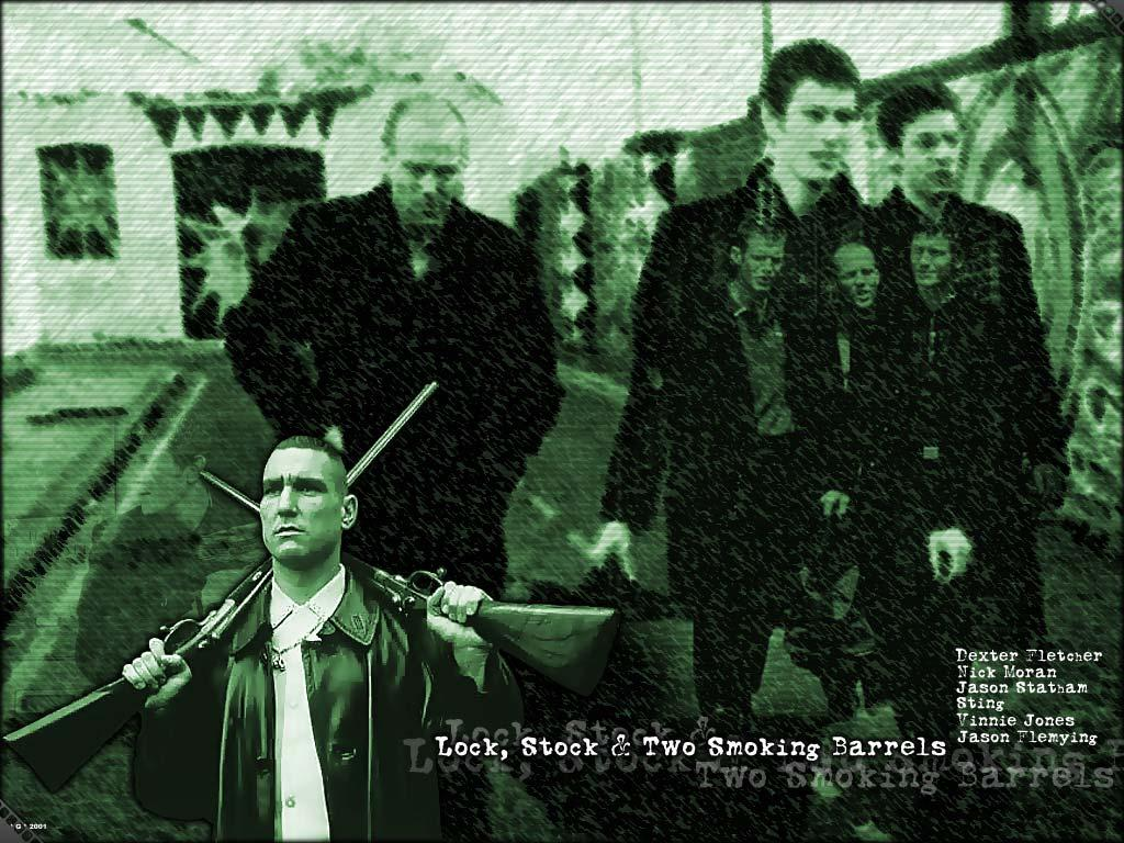 Обои Lock, Stock and Two Smoking Barrels 1024x768