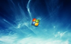 Логотип Windows 7 / 1920x1200