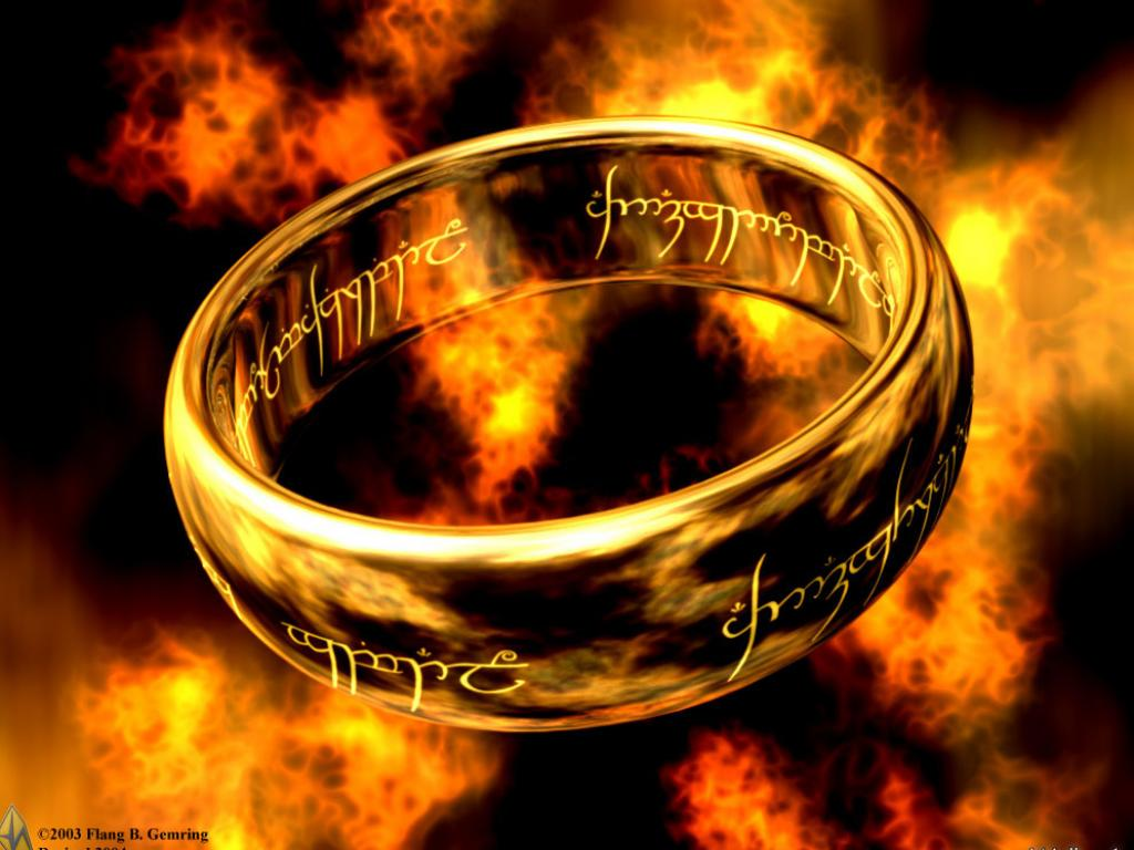Обои Lord of the Rings 1024x768