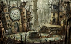 Machinarium / 1920x1200
