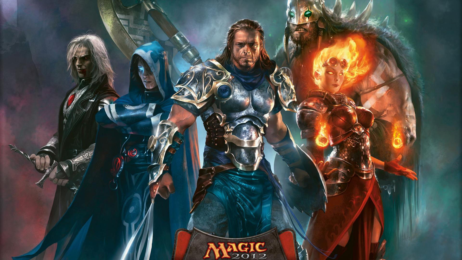 Обои Magic the Gathering 2012 1920x1080
